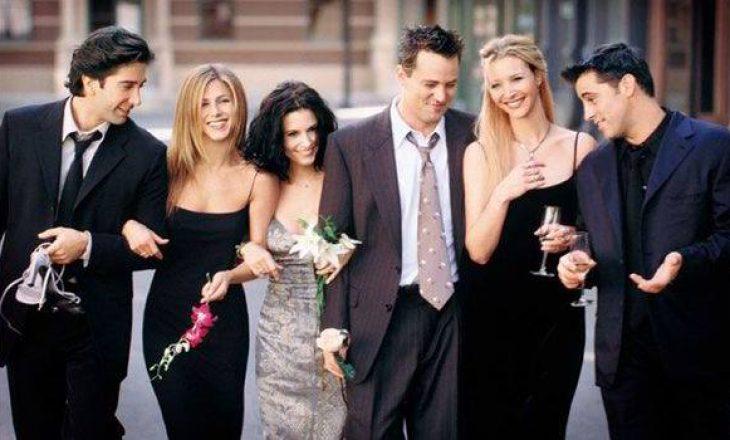 """""""Friends"""" rikthehet në ekranin amerikan"""