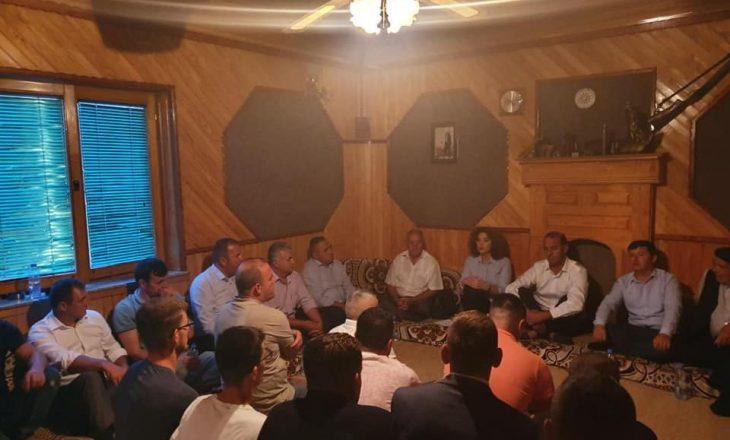 Haradinaj e Reshitaj shkojnë në Malishevë, thonë se ajo është 100%