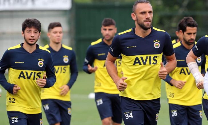 Fenerbahçe paralajmëron me Vedat Muriqin