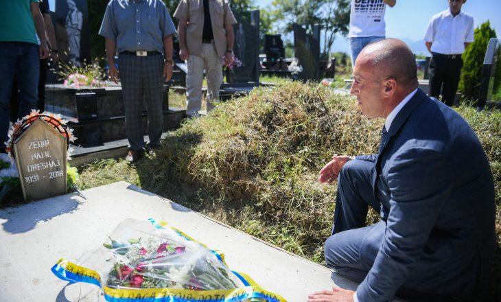 Haradinaj flet për Çakorrin, thotë se e ka mbrojtur tokën tonë