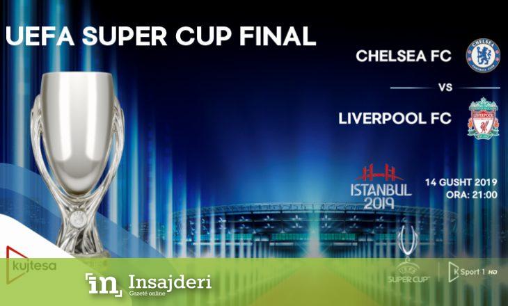 UEFA Super Cup Final ekskluzivisht në Kujtesa Sport