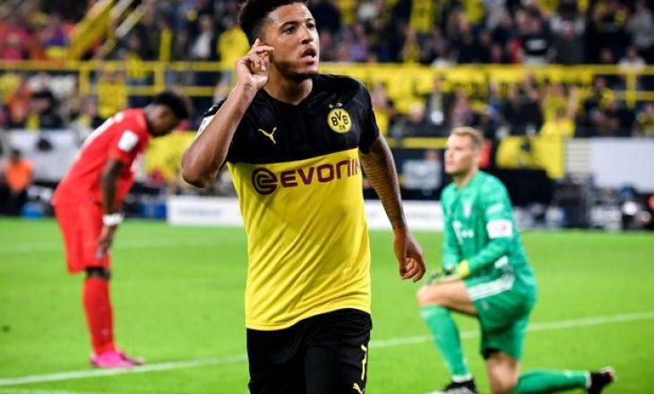 Sancho largohet nga Dortmund, transferohet në Premierligë për 100 mln euro