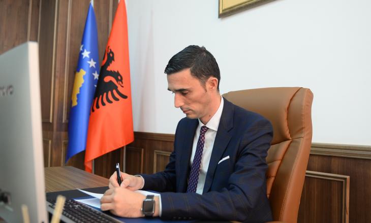 Ministri Shala realizon atë që e premtoi, vendos masa reciproke ndaj Maqedonisë së Veriut
