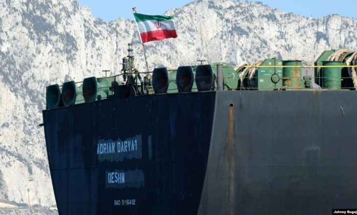 Ende nuk dihet nëse cisterna iraniane do të ankorohet në Greqi