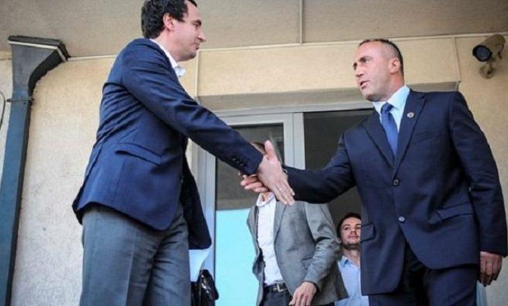 Haradinaj 'sulmon' Kurtin: Është mjeshtër i mirë, nuk është ashtu siç duket