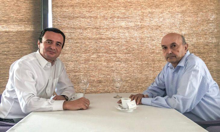 Bisedimet për qeverinë – as sot nuk takohen Kurti-Mustafa