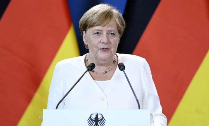 Merkel: Evropa do të jetë e bashkuar kur i gjithë Ballkani Perëndimor bëhet pjesë e BE