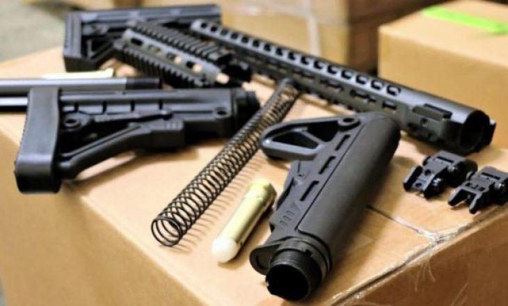 Shtetet e Bashkuara konfiskojnë 52 mijë pjesë armësh të importuara nga Kina