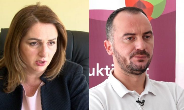 """Nagavci i përgjigjet Molliqajt që e cilësoi VV-në """"parti të vetmuar sikur PDK-ja"""""""