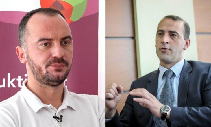 Daut Haradinaj i del në mbrojtje Dardan Molliqajt – ironizon me Vetëvendosjen
