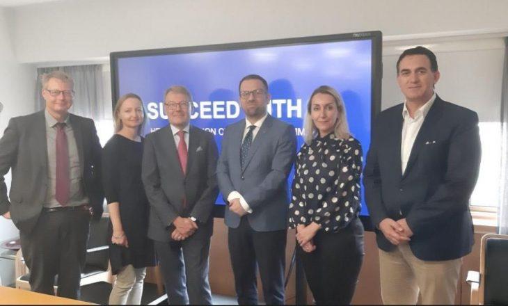 Kryetari i OEK-ut pjesëmarrës në ngjarjen më të madhe të bashkëpunimit biznesor me Finlandën