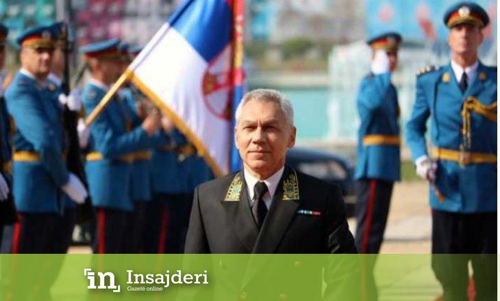 Kharchenko i kundërshton integrimet euroatlantike të Serbisë