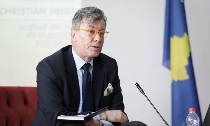 Ambasadori gjerman kërkon formimin sa më të shpejt të qeverisë: Populli punën e vet e ka kryer më 6 tetor