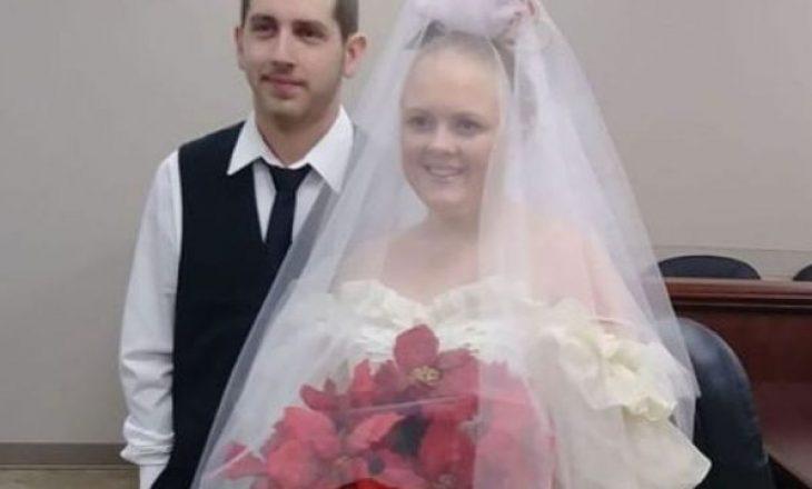 Dasma kthehet në tragjedi, çifti vdes në aksident disa minuta pas martesës