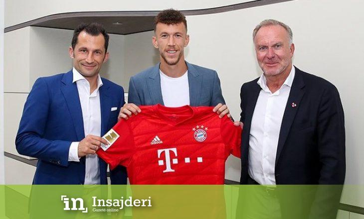 Zyrtare: Perisic prezantohet te Bayern Munichu