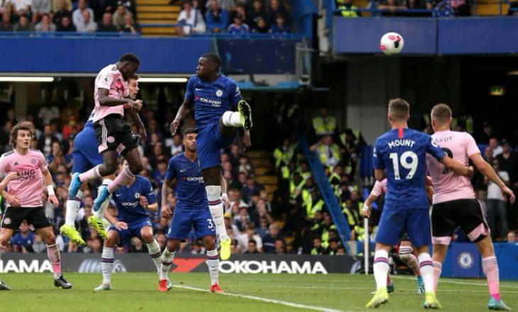 """S'ka ende gëzim për Lampardin – Chelsea ndalet nga Leicesteri në """"Stamford Bridge"""""""
