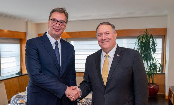 """""""Normalizimi i marrëdhënieve me Kosovën forcon stabilitetin e Serbisë"""""""
