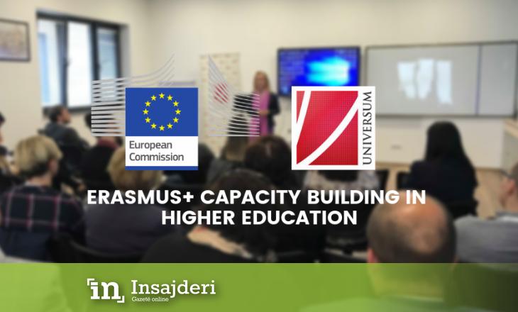 Kolegji Universum përfitues i dy projekteve të reja nga Komisioni Evropian me vlerë milionëshe