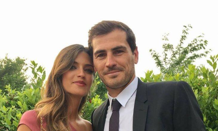 Gruaja e Casillasit poston foto nga pushimet, e dhimbshme se çka i ka bërë kanceri