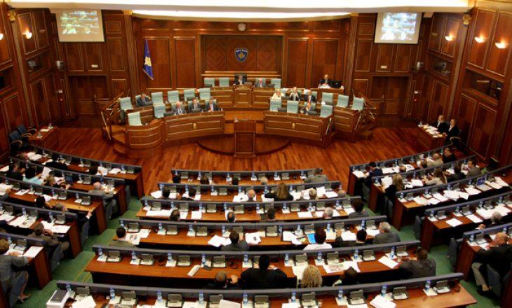 Grupet parlamentare të LDK-së, PDK-së, AAK-së dhe NISMA-së, paralajmërojnë se do ta votojnë buxhetin