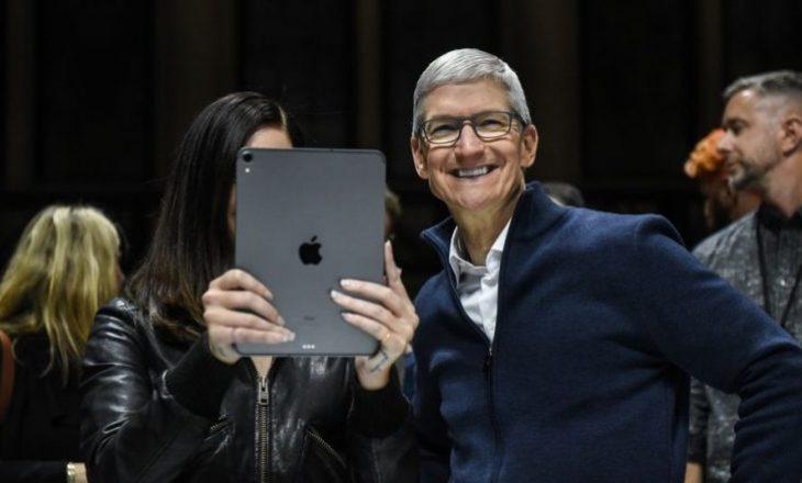 Në iPad Pro të ri mund të vendosen tri kamera sikurse te iPhone 11
