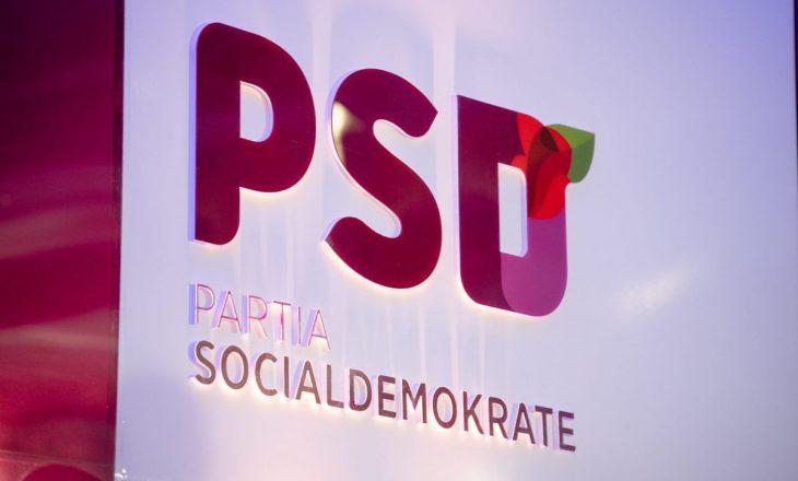PSD jep detaje nga zgjedhjet e brendshme të partisë