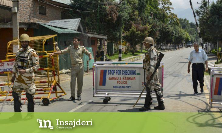 India arreston një politikan të Kashmirit në aeroport