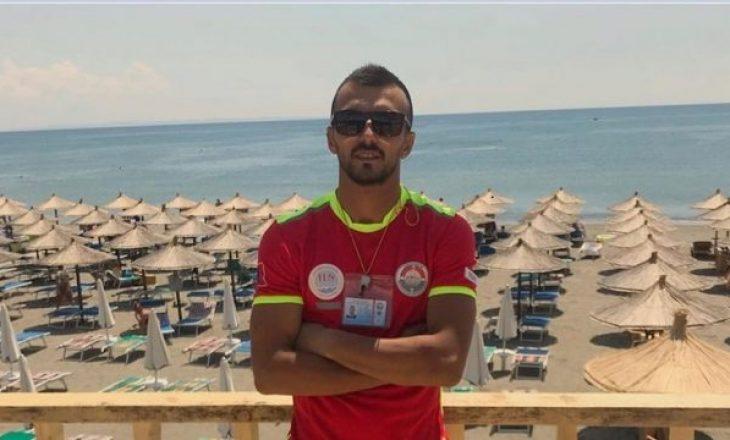 I riu shpëton 'mrekullisht' nga mbytja në plazhin shqiptar