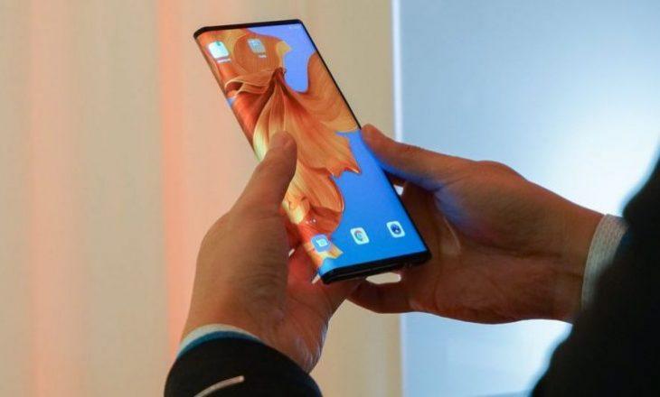 Shtyrja e lansimit të Huawei Mate X është bërë për ta avancuar procesorin dhe kamerën