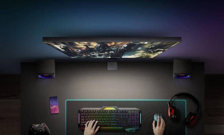 Samsung Lançon Ekranin e Lojërave Kompatibël të Harkuar 240Hz G-Sync CRG5 në Europë në Gamescon 2019