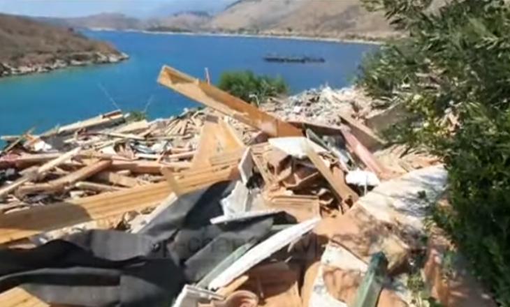 Rrënohet tërësisht restauranti i Mihal Kokëdhimës, që terrorizoi turistët spanjoll