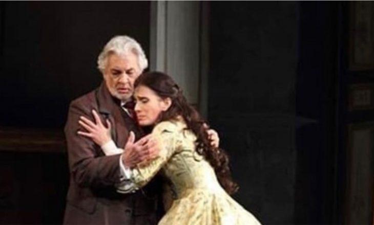 Akuzat ndaj Placido Domingo, sopranoja Ermonela Jaho i del në krah