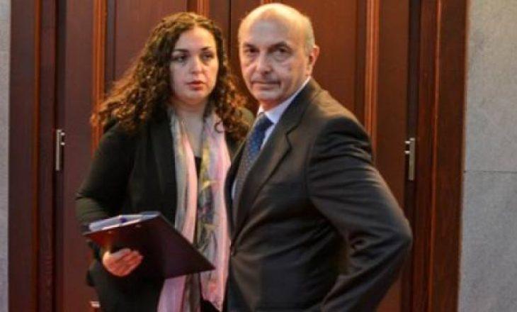 Mustafa i quan kryeneq deputetët që votuan kundër rrëzimit të Qeverisë Kurti