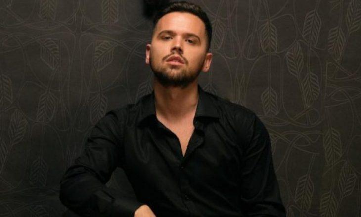 """Yll Limani publikon këngën e re """"Pse je me to"""""""