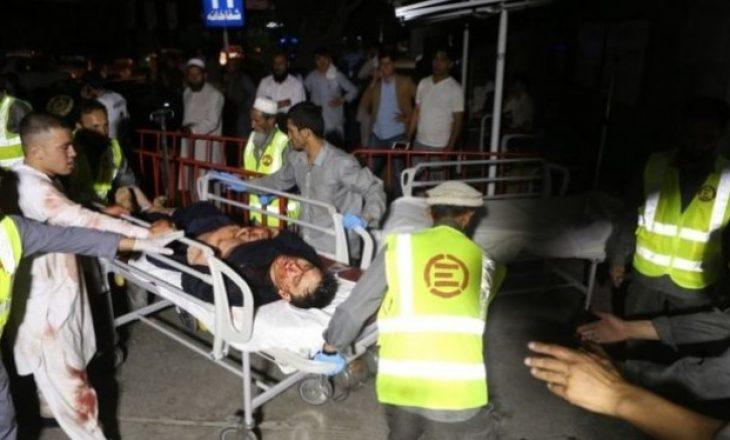 Një person hedh vetën në erë gjatë një dasmë në Kabul, 63 të vdekur