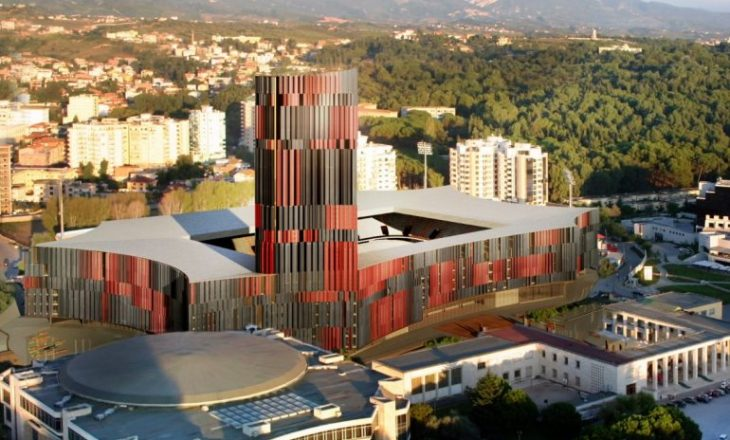 Si do të quhet Arena Kombëtare?