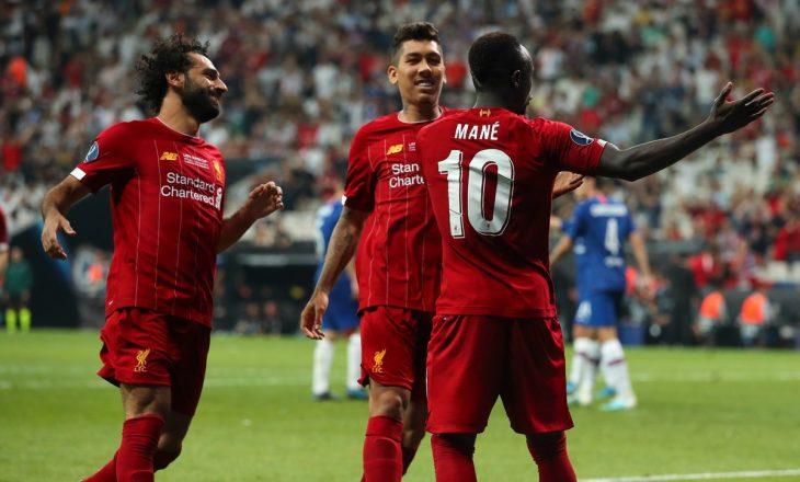 Liverpool është fitues i Superkupës së Evropës (VIDEO)