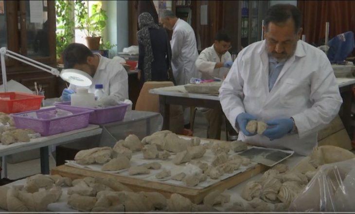 Muzeu i Kabulit restauron artin e shkatërruar nga talibanët