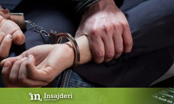 Kreu 4 vepra penale, arrestohet i dyshuari nga Peja