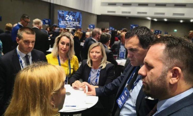 OEK-u synon të rrisë bashkëpunimin me bizneset finlandeze