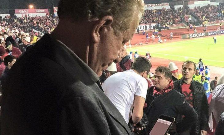 Pacolli për ndalimin e Crvena Zvezdës: Futbolli nuk duhet të abuzohet politikisht