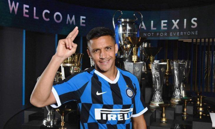 Alexis Sanchez është i traumatizuar te Interi