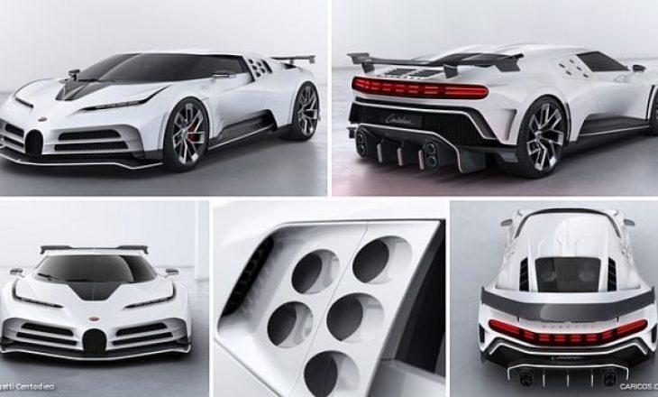 Kushton 8 milionë euro – Ky është modeli më i ri i Bugattit