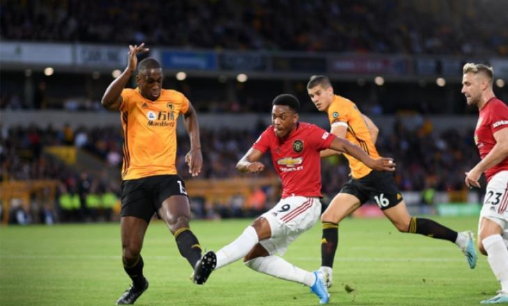 Unitedi nuk di për fitore në 'Molineux' – ndalet sërish nga Wolverhamptoni