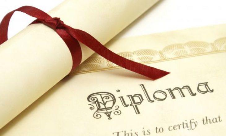 Policia arreston pesë persona për falsifikim të diplomave shkollore