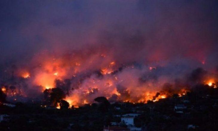 Greqia përfshihet nga zjarri – kërkon ndihmë nga BE-ja