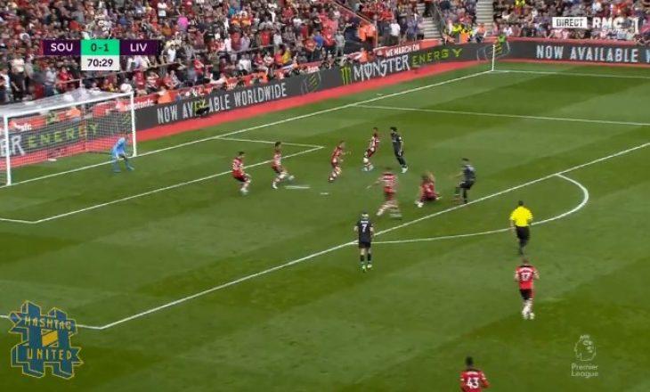 Liverpool shënon edhe golin e dytë (VIDEO)