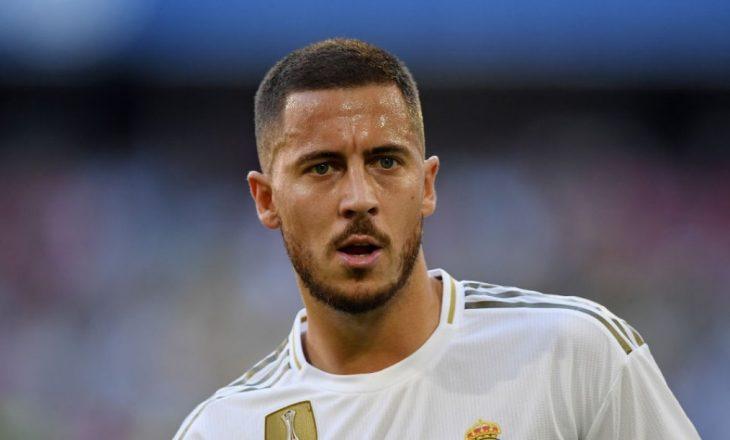 Real Madridi merr lajmin e mirë nga Hazardi