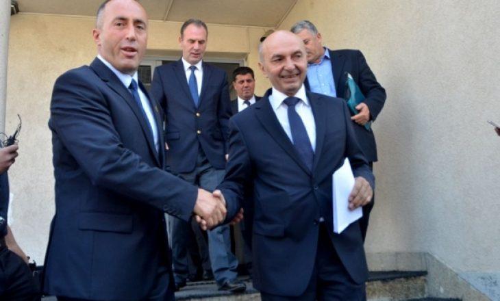 Kjo është marrëveshja e arritur ndërmjet Mustafës dhe Haradinajt