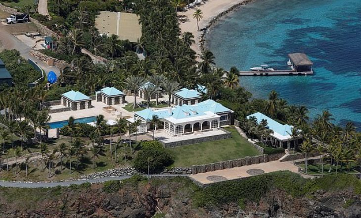 Brenda ishullit të orgjive të miliarderit Epstein